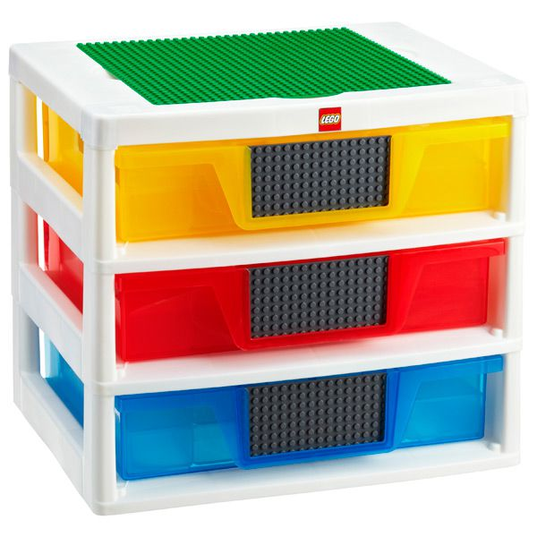 LEGO Tabletop Drawers