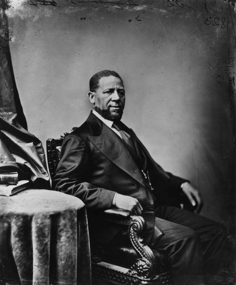 U.S. Senator Hiram Revels