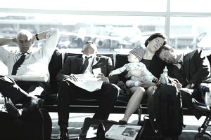 business travel with family