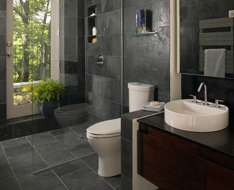 Small Bathroom Ideas To Ignite Your Remodel - Tile shower ideas for small bathrooms for small bathroom ideas