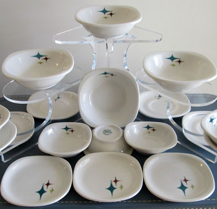 Syracuse China Trend Design with Jubilee Pattern