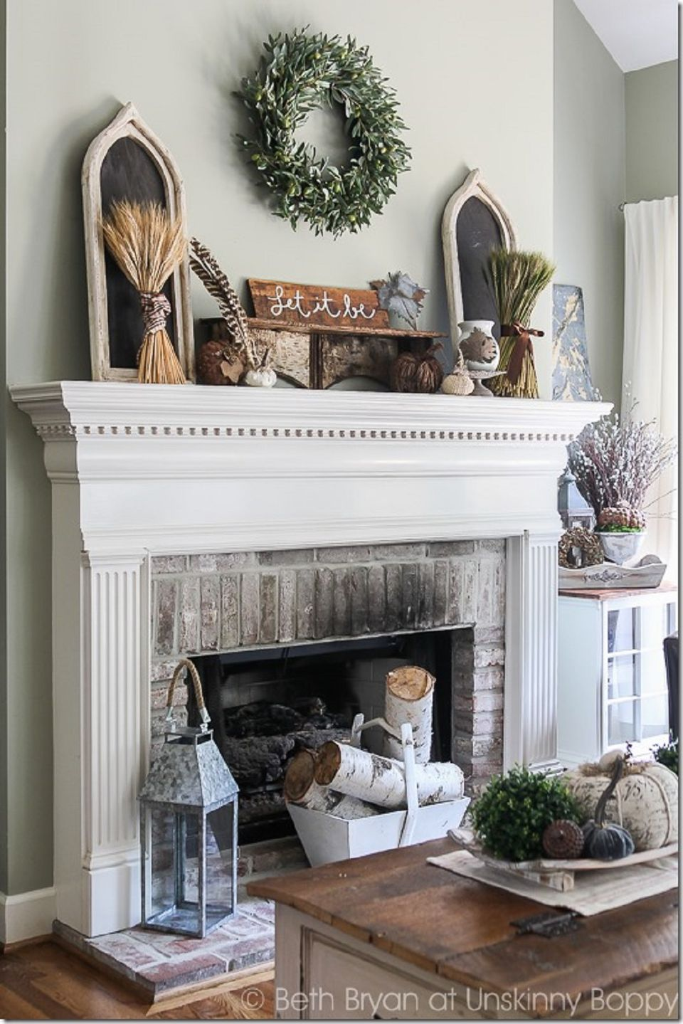 24 Creative Fall Harvest Home Decor Ideas
