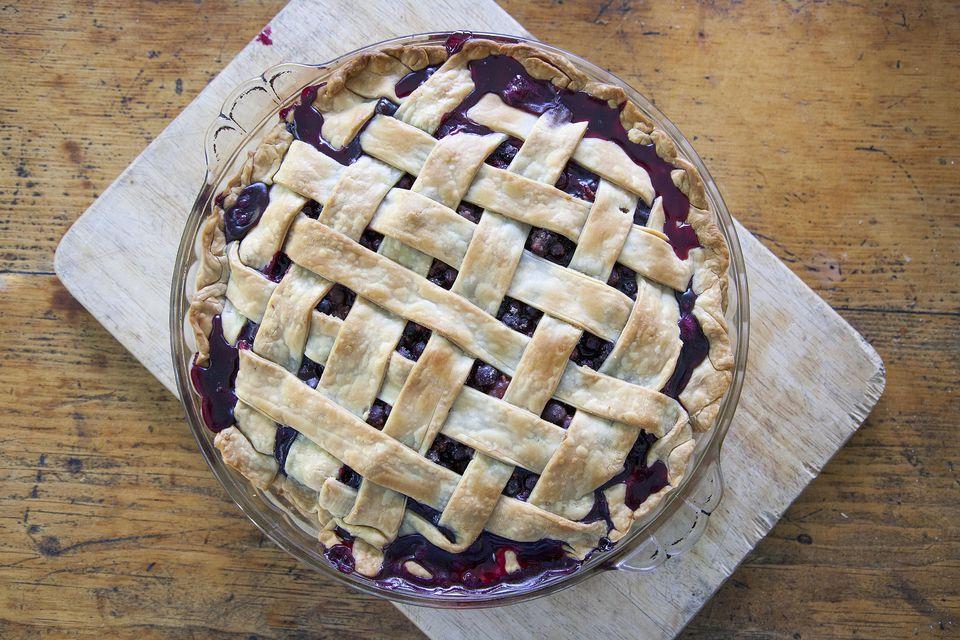 bilberry-pie
