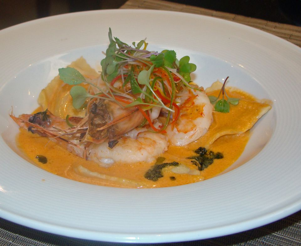 Gourmet cuisine is part of the Paris travel experience.