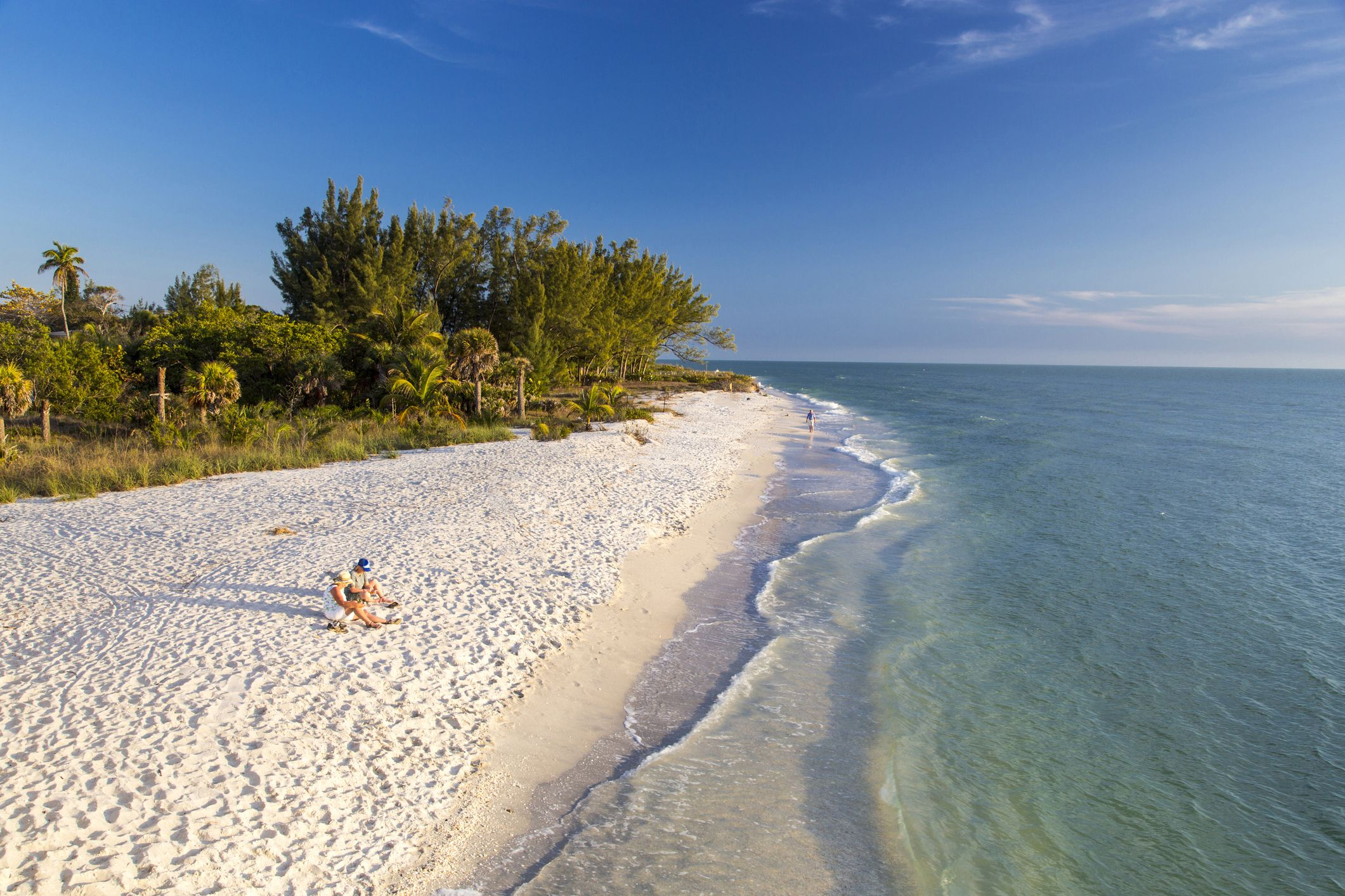 The Most Romantic Beaches in the USA