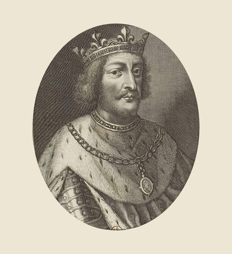 King Philip VI of France