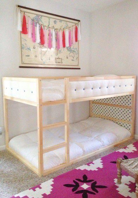 12 amazing ikea kura bed hacks for toddlers - Ikea kura ideen ...