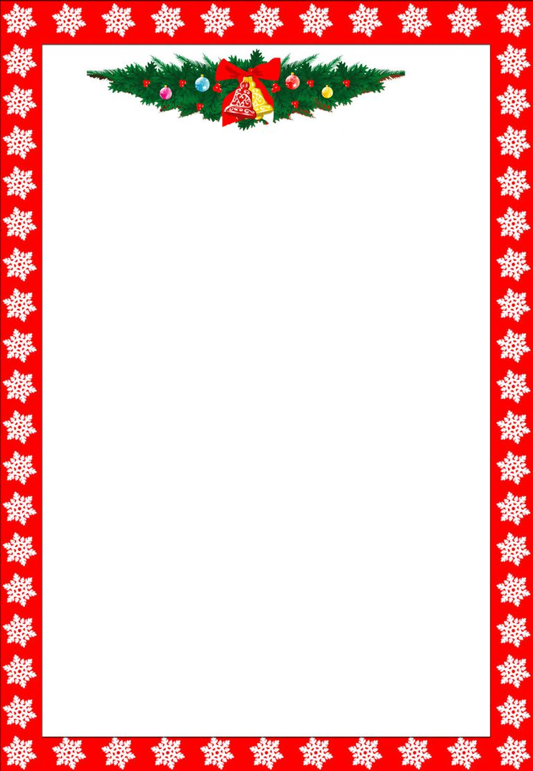 487 free christmas borders and frames for Headshot border template