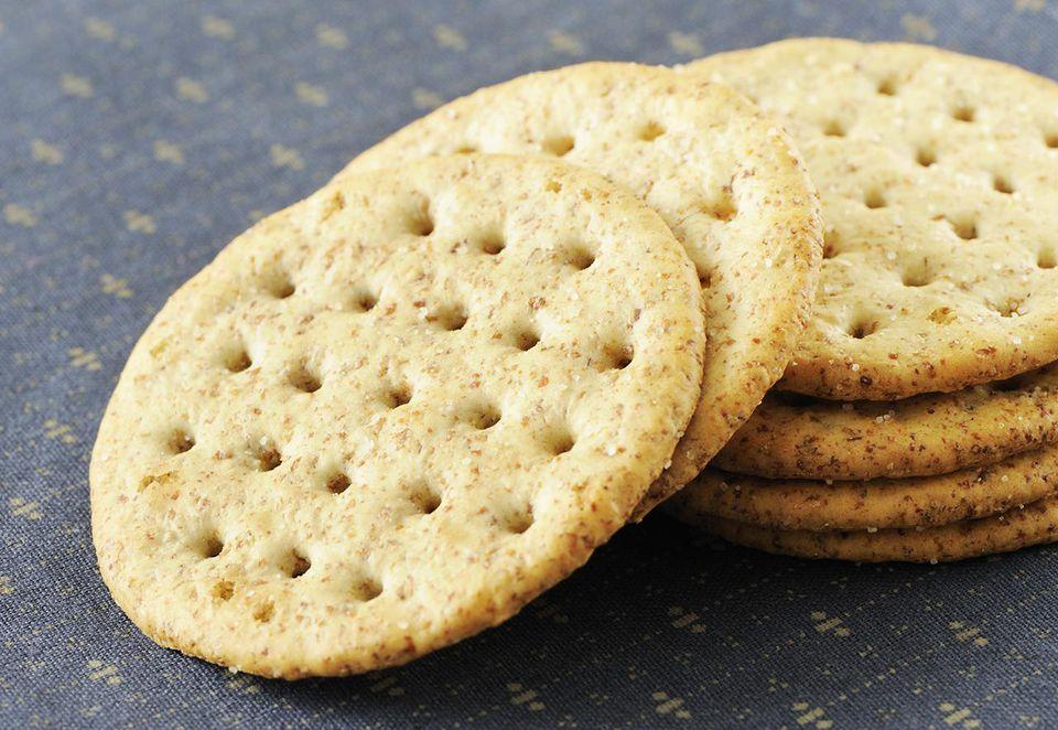 Healthy crackers