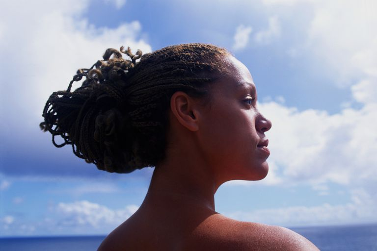 Take down your braids correctly to avoid damage and hair loss.