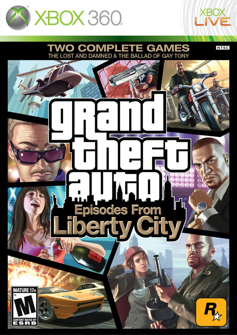 Xbox 360 Cheats for 'GTA 4: Episodes From Liberty City'