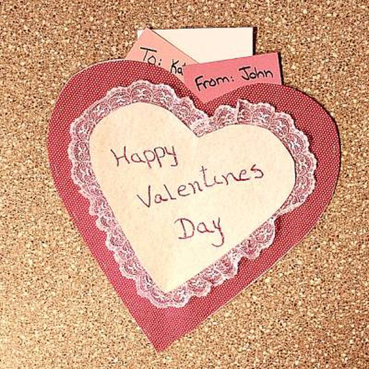 make one of these great homemade valentine cards for dads this year - Photo Valentine Cards