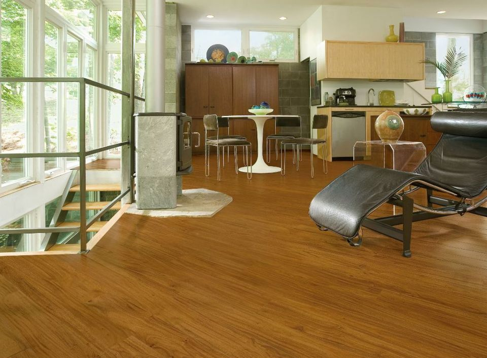 Luxury Vinyl Plank Flooring That Looks Like Wood