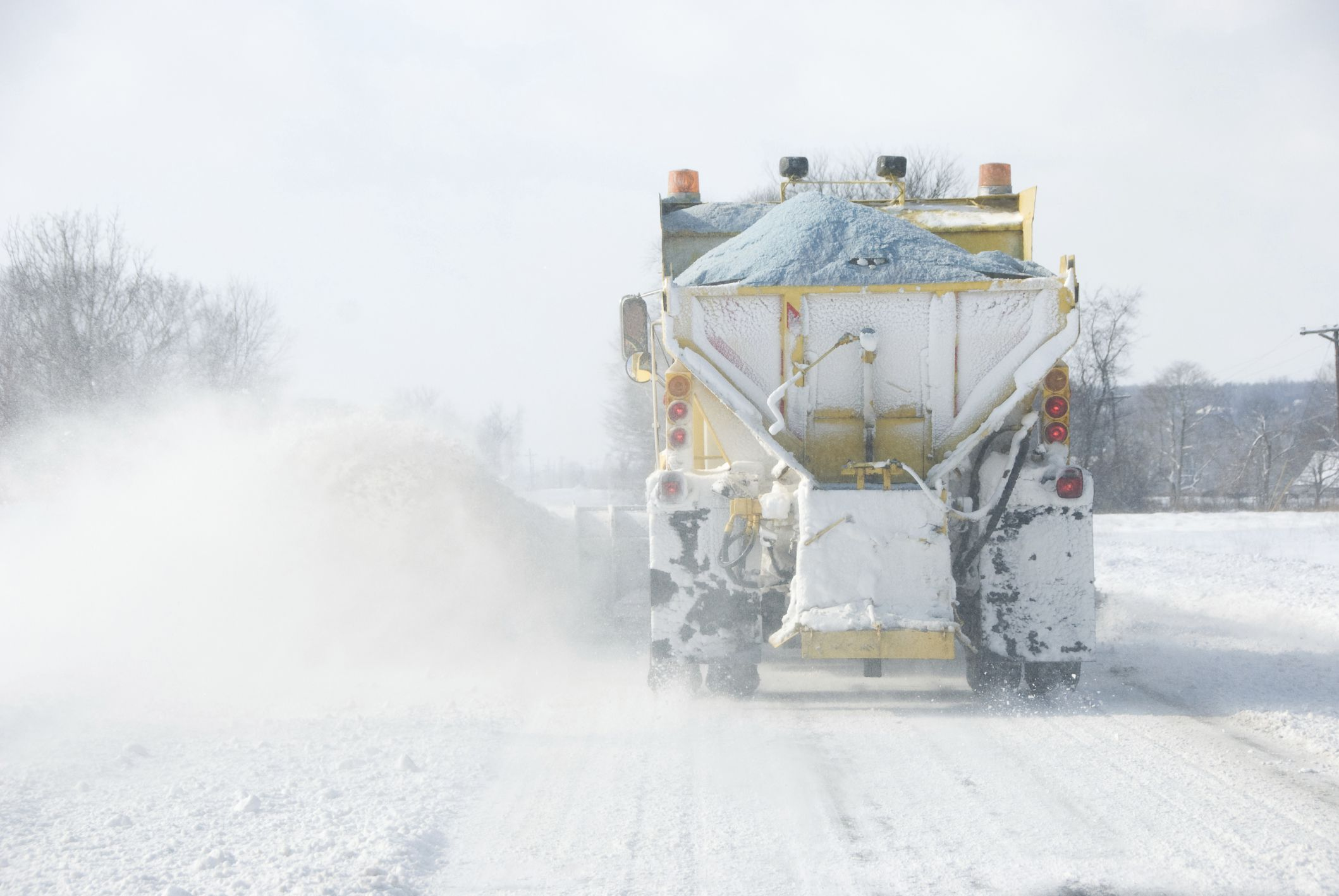Is Road Salt Damaging to the Environment
