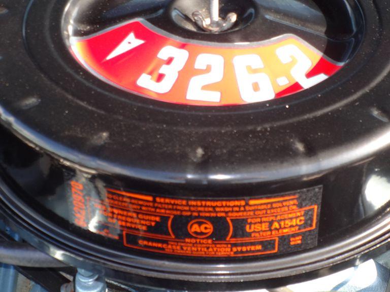 1963 Pontiac 326 CID Engine