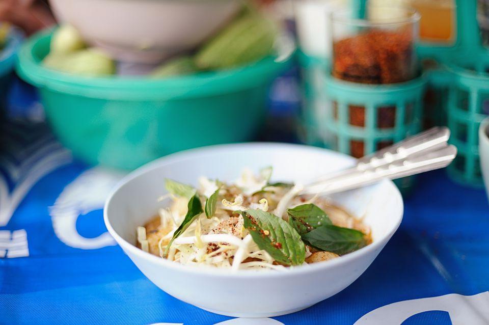 Nam Ya noodles