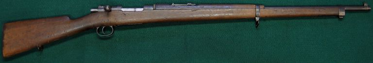 My 93 Mauser had been through a lot in its life before it became mine.