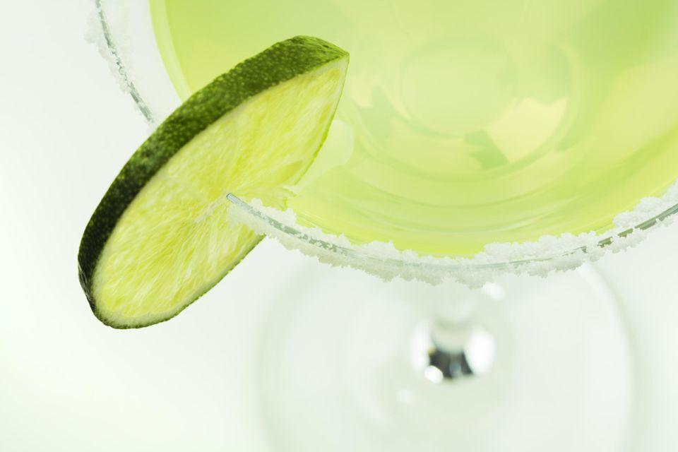 A Margarita with a Salt Rim