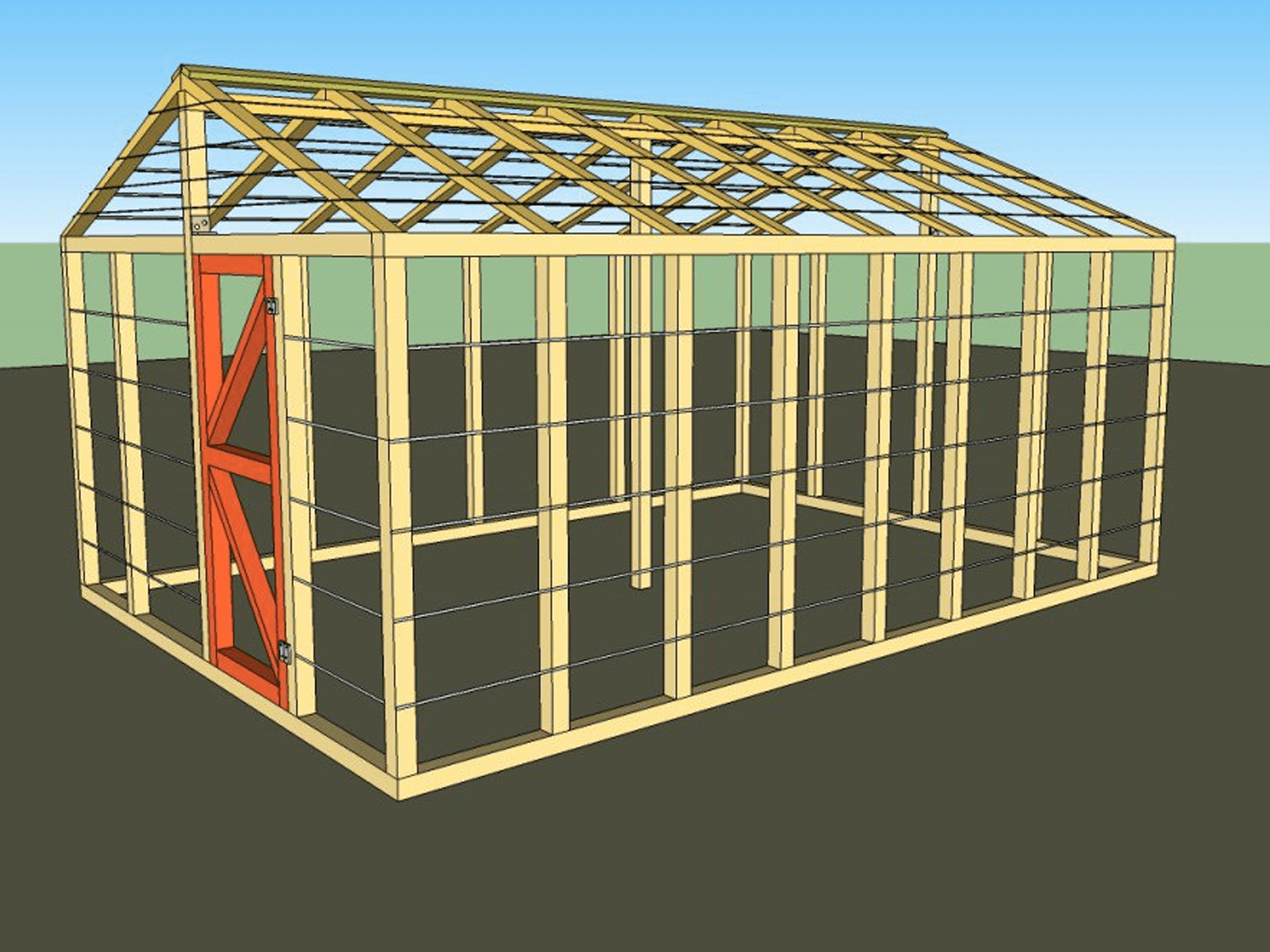 Homemade pvc greenhouse plans for Build a house online free