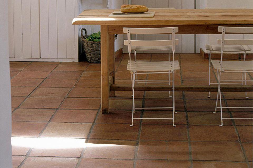 Pet proof kitchen floors for Plastic kitchen flooring