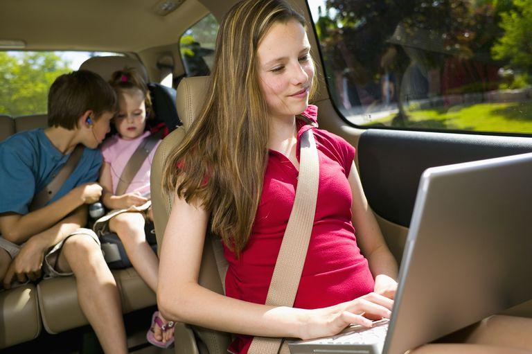 in-car media server