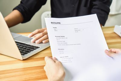 Dont Make These Mistakes When Writing a Resume