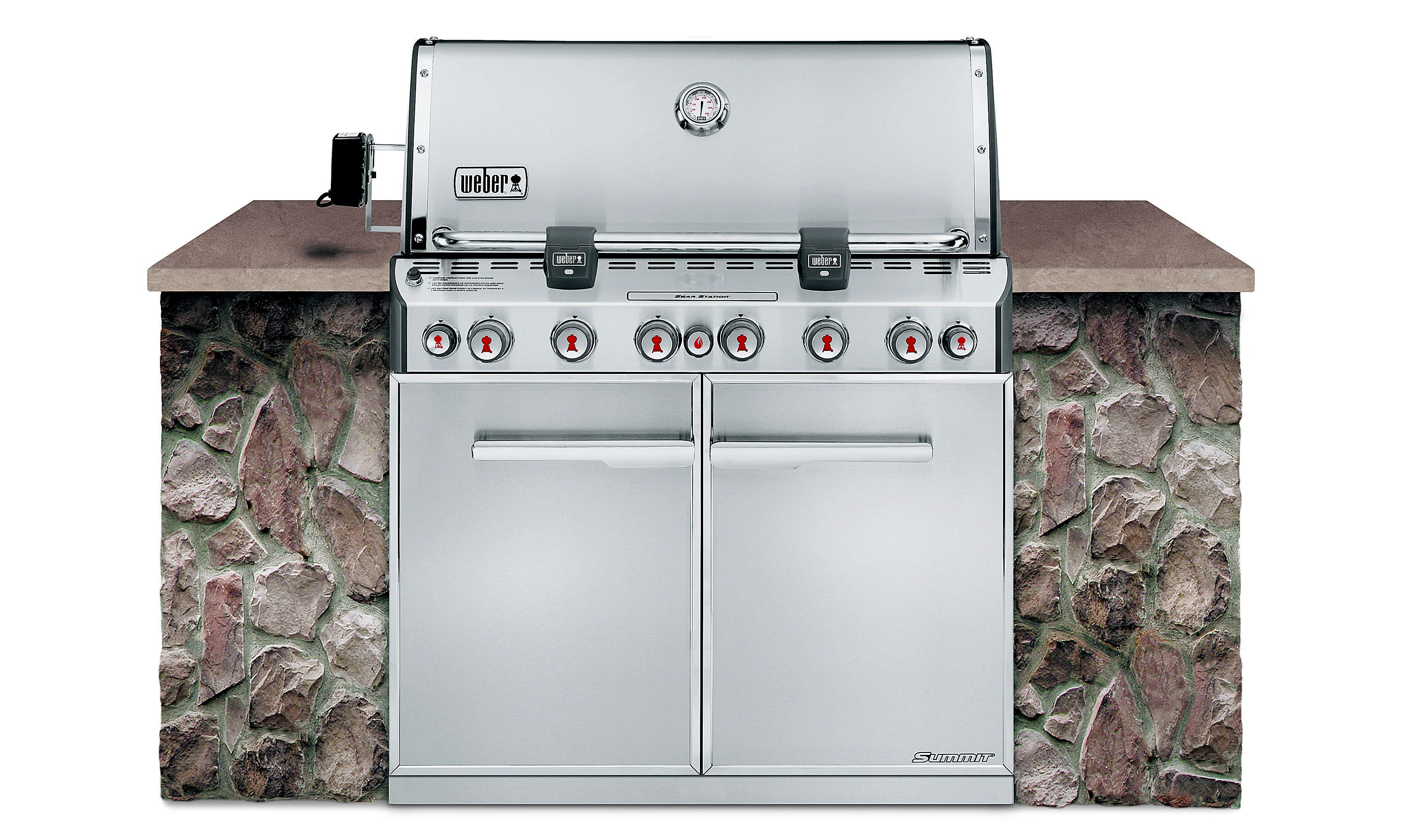 Weber S 660 >> Weber Summit S-660 Insert Gas Grill Review