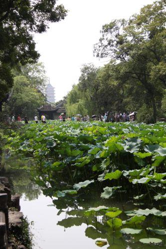 suzhou famous garden