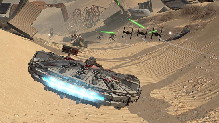 'LEGO Star Wars: The Force Awakens' screenshot