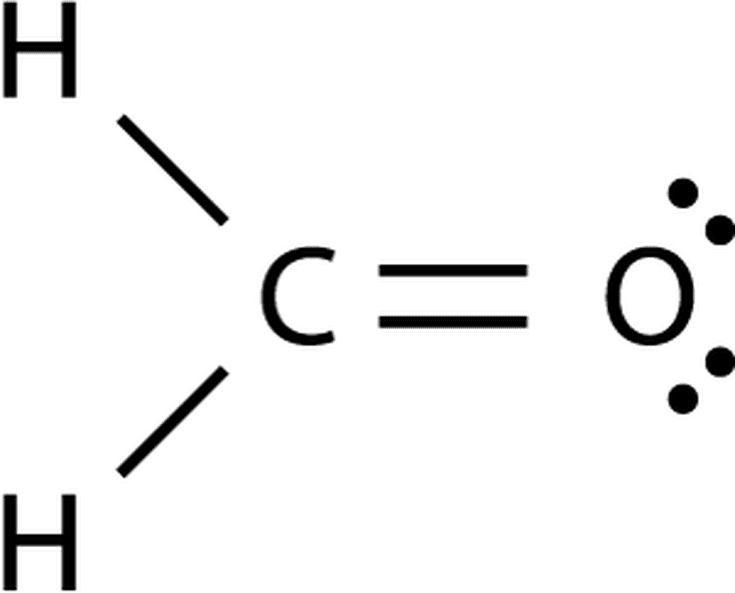 How to draw a lewis structure draw a lewis structure of formaldehyde ccuart Gallery