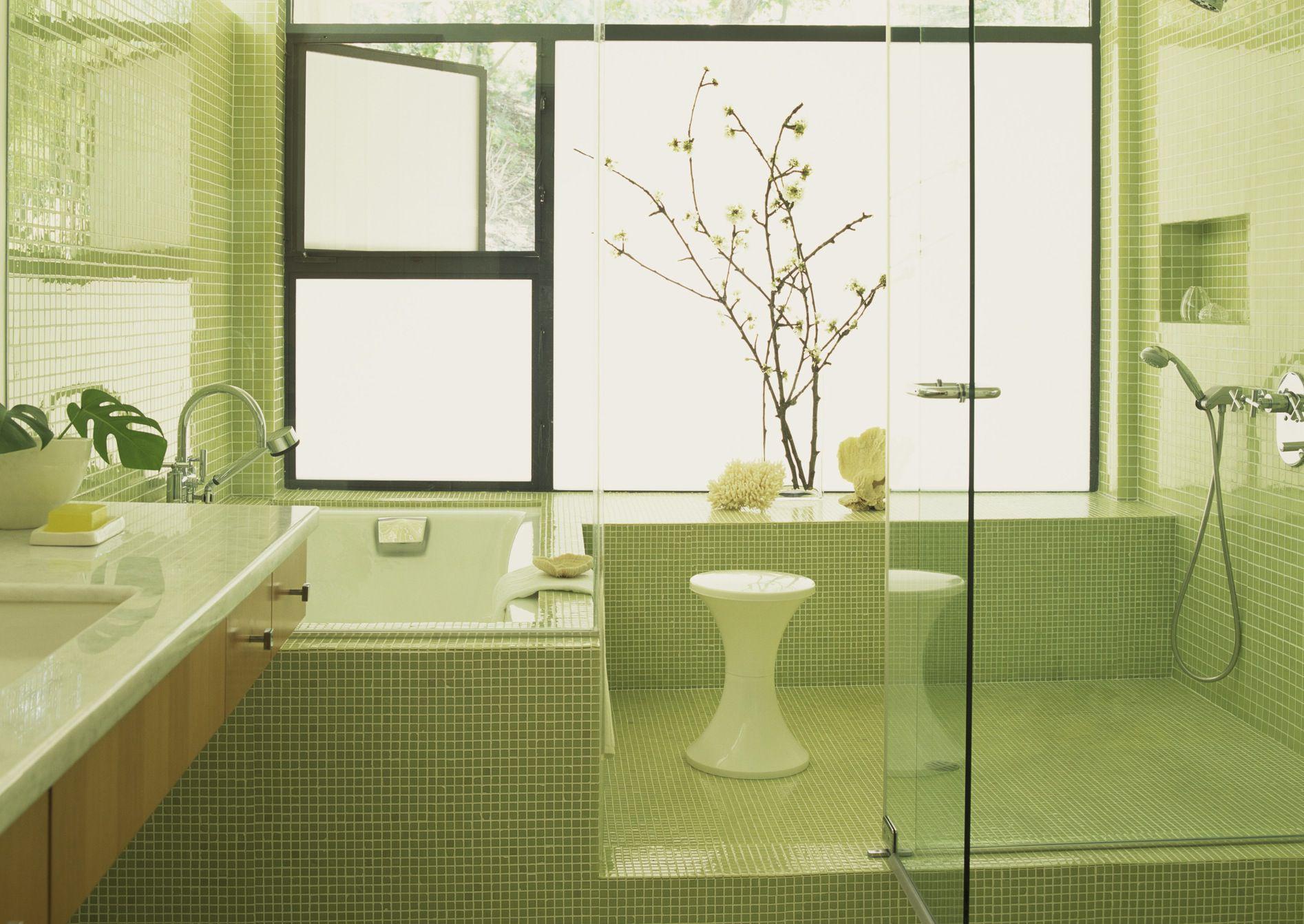 consider these tile ideas for showers bathroom floors