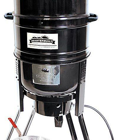 masterbuilt electric patio grill manual