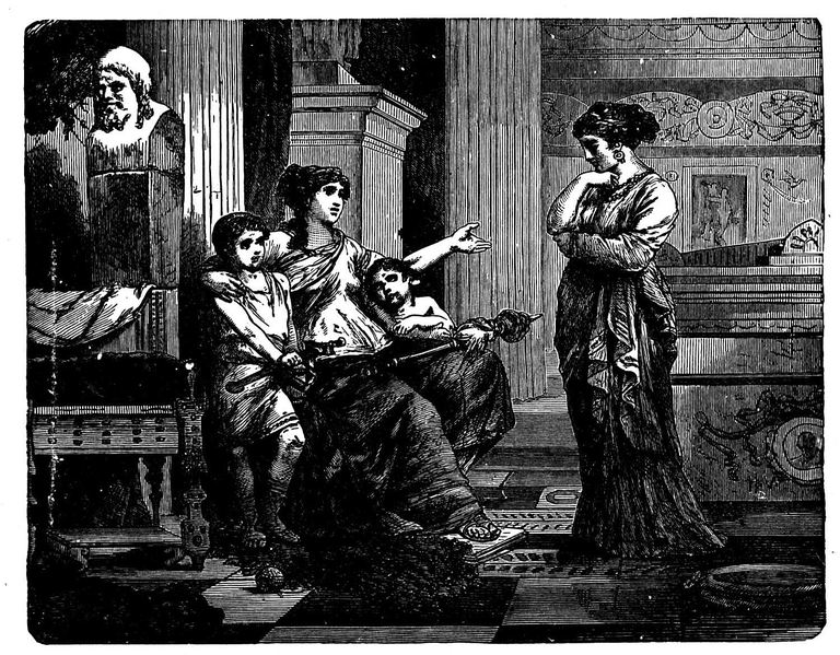 Cornelia Mother of the Gracchi