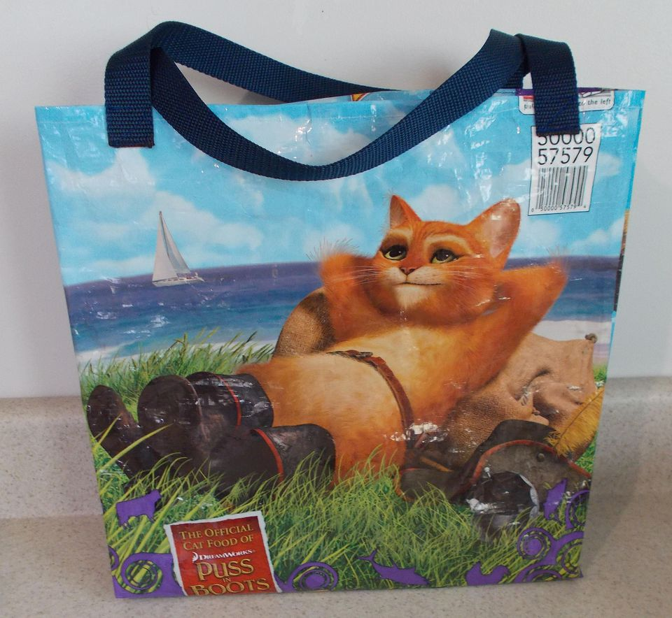 Free directions for a totebag made from a pet food bag
