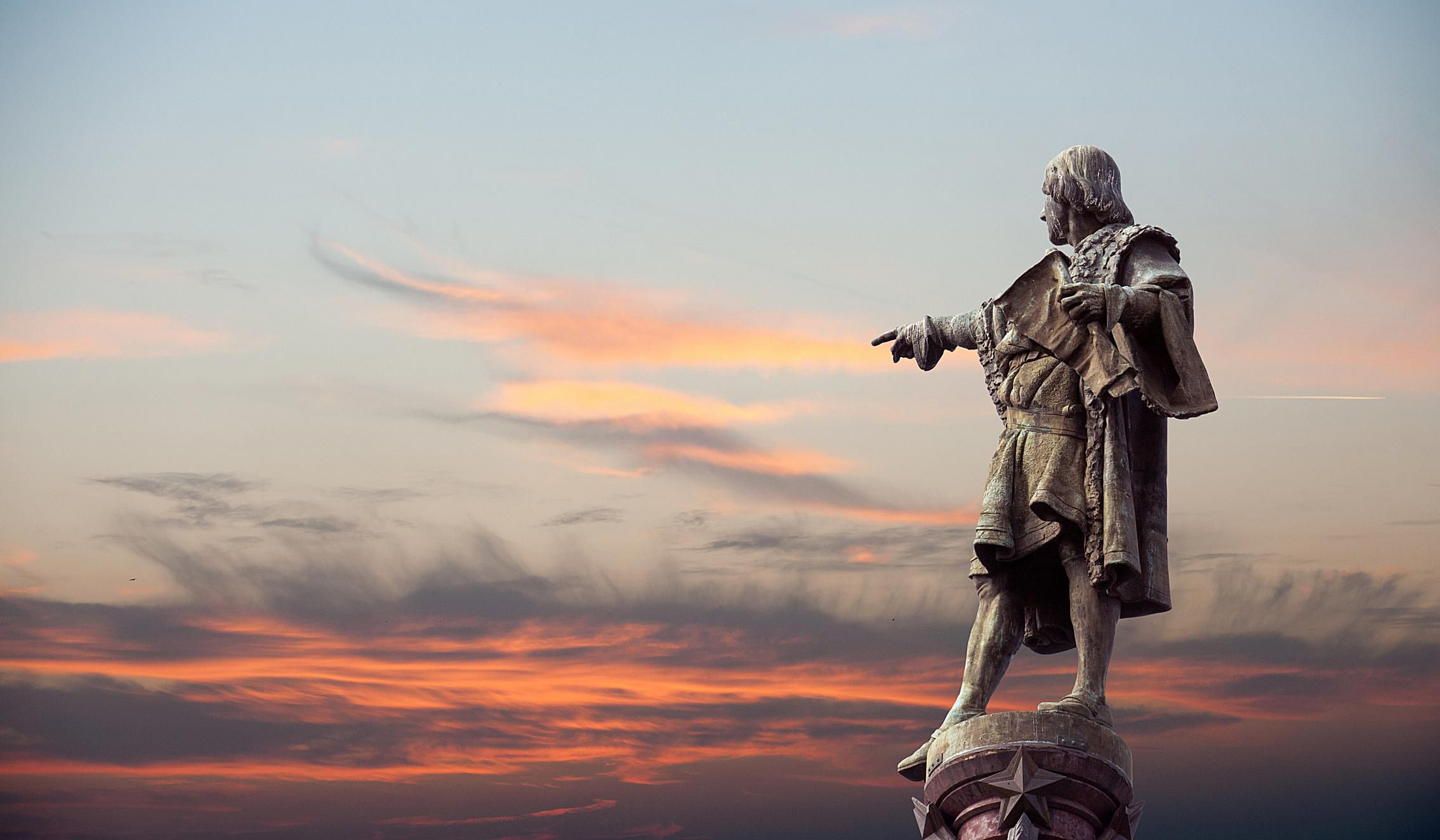 a biography of christopher columbus an italian explorer Christopher columbus facts: italian explorer who make many trips across the atlantic ocean, most famous was in 1492 columbus is part of our famous people series.