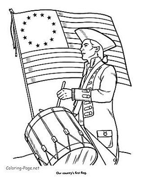 Coloring Pages For Fourth Of July. Coloring Page net s July 4th Pages Free of
