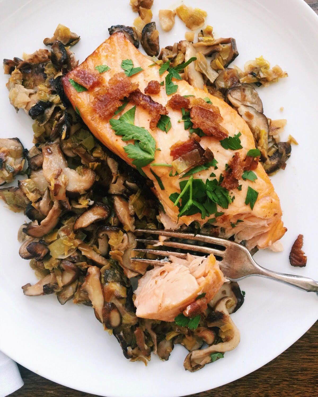 The Kitchen Salmon Recipe Katie