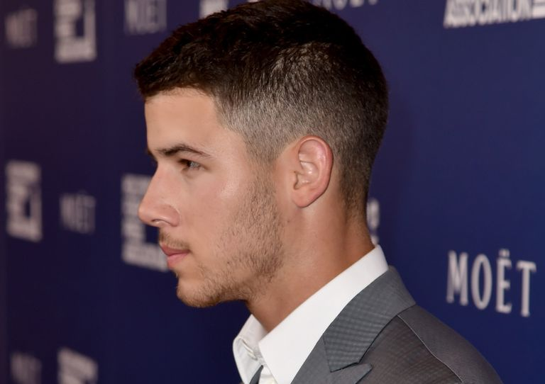Nick Jonas Haircuts Over The Years