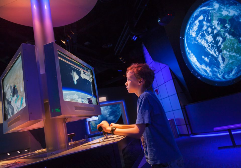 Guide to Kennedy Space Center with Kids