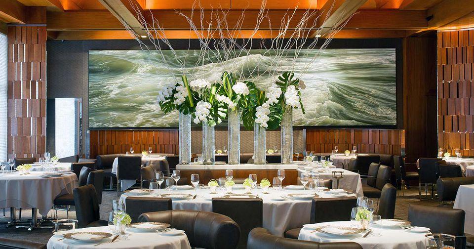 Le Bernardin, Zagat's 10 Best NYC Restaurants