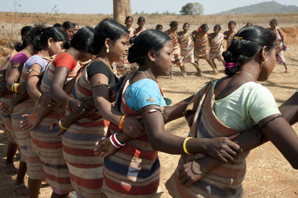 Gabada Tribe in Odisha.