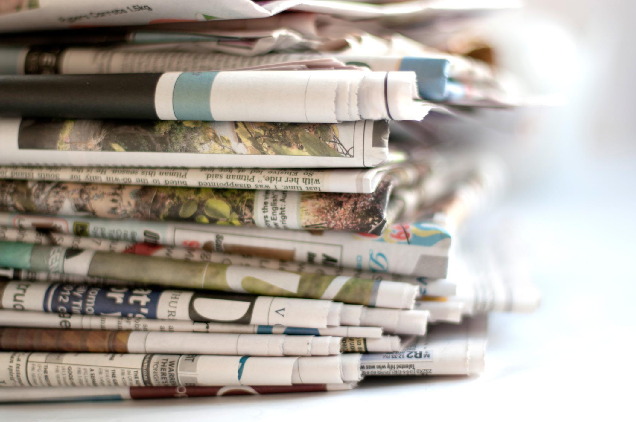 journalism paper