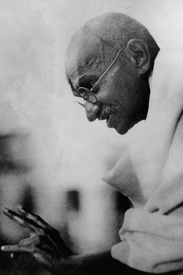 Gandhi Speaks