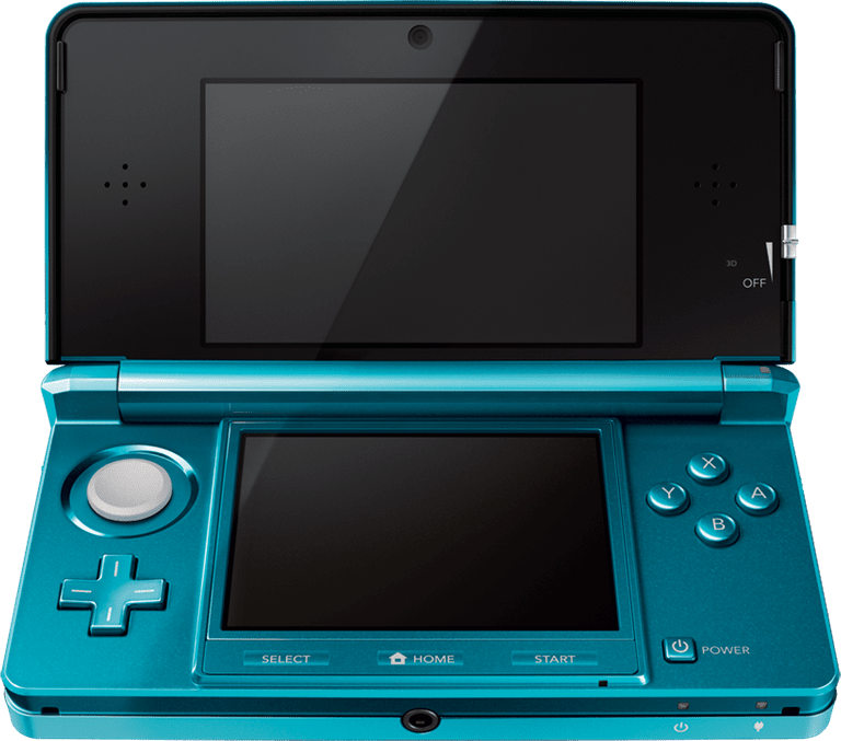 Nintendo 3ds Specifications Compared To Ds Lite And Dsi