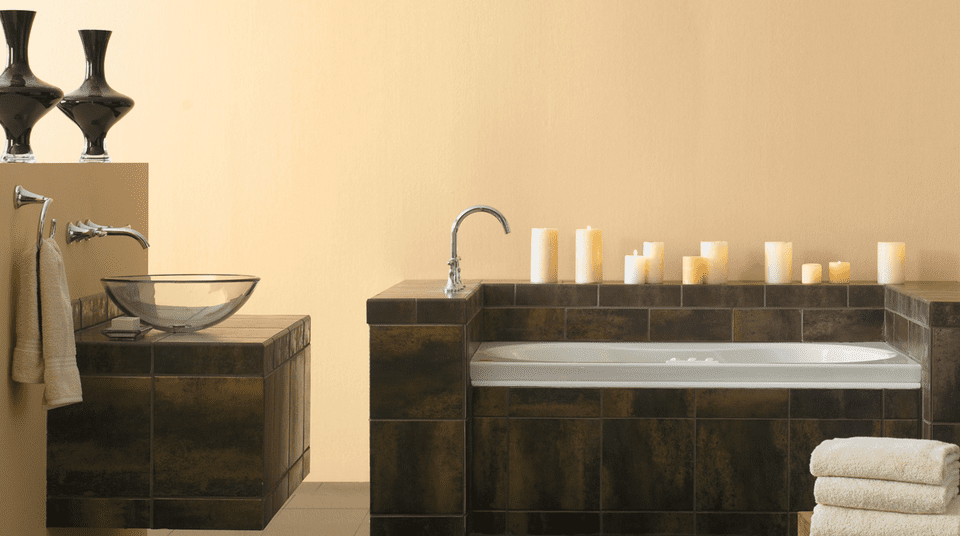 15 Secrets To Make Your Bathroom Look Expensive Zen Colors