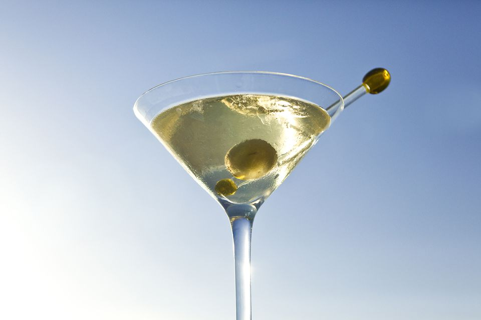 Dirty Hornitini Cocktail