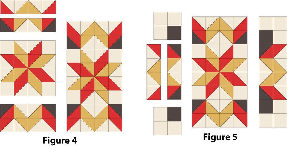 Carpenter's Star Quilt Block Pattern : carpenters quilt pattern - Adamdwight.com
