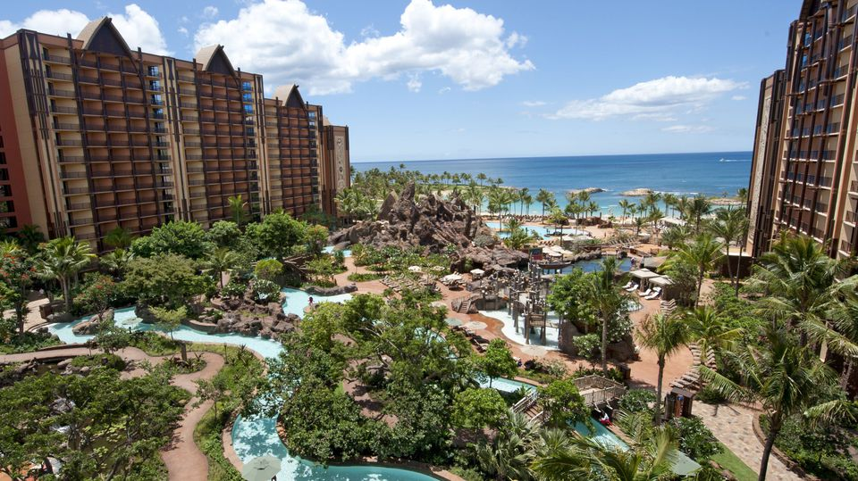 Disney Aulani in Hawaii