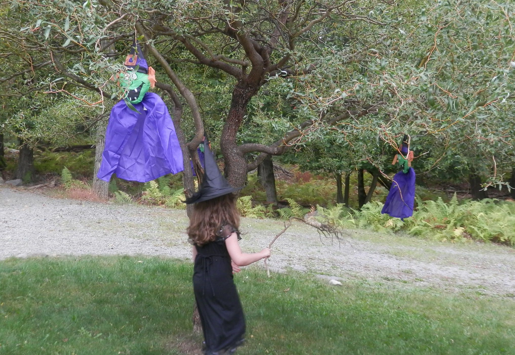 Fun Party Games With A Witch Theme