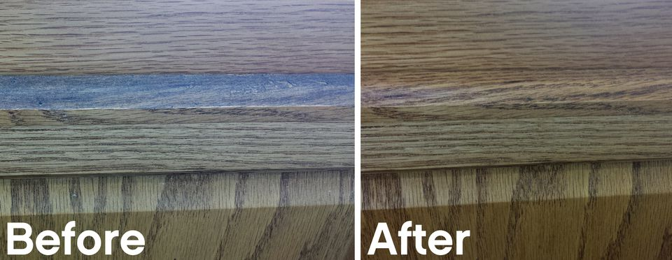 Removing Greasy Grime On Kitchen Cabinets - Degreaser for wood kitchen cabinets